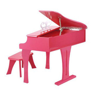Happy Grand Piano Pink - Hape - eBeanstalk