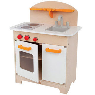 Gourmet Kitchen White - Hape - eBeanstalk