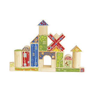 Eco Blocks - Hape - eBeanstalk