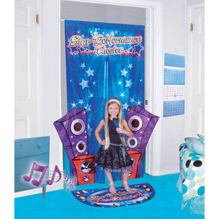 Star Performance Door Hanger - Kids Adventure Play Tents - eBeanstalk