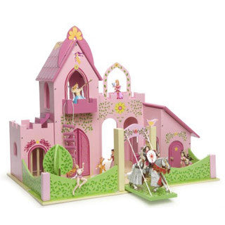 Three Wishes Castle - Le Toy Van - eBeanstalk