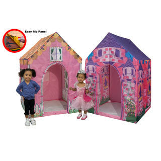 2 in 1 Cottage/Castle Play Tent - eBeanstalk