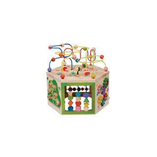Everearth Garden Activity Cube - Maxim Enterprise - eBeanstalk