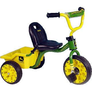 John Deere Heavy Hauler Tricycle - John Deere - eBeanstalk