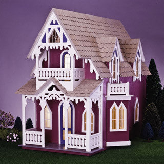 Vineyard Cottage & Furniture - Greenleaf Dollhouses - eBeanstalk