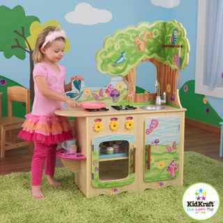 Fairy Woodland Kitchen - Kid Kraft - eBeanstalk