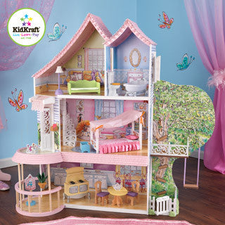 Fancy Nancy Dollhouse - Kid Kraft - eBeanstalk