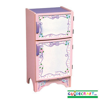 Fancy Tea Party Refrigerator - Guidecraft - eBeanstalk