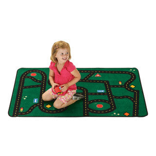 Go Go Driving Carpet - Carpets For Kids - eBeanstalk