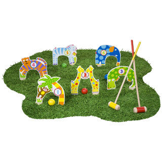 Jungle Croquet - Alex - eBeanstalk