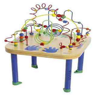 Finger Fun Table - Hape - eBeanstalk