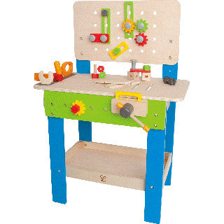 Master Workbench - Hape - eBeanstalk