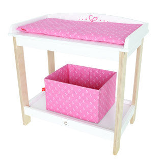 Changing table - Hape - eBeanstalk