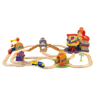 All Around Chuggington Trainee Set - eBeanstalk
