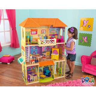 Dora The Explorer Dollhouse - Kid Kraft - eBeanstalk