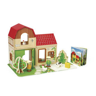 Farm Family - Hape - eBeanstalk