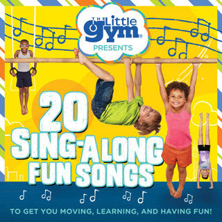 12 x 20 Sing Along Fun Songs - eBeanstalk