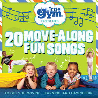 12 x 20 Move Along Fun Songs - eBeanstalk