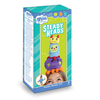 9 x Steady Heads - eBeanstalk