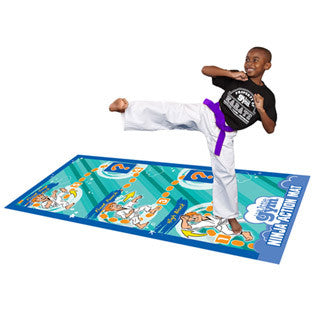 12 x Ninja Action Mat - eBeanstalk