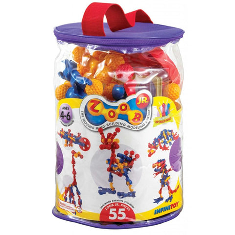 Zoob Jr 55 pc Set