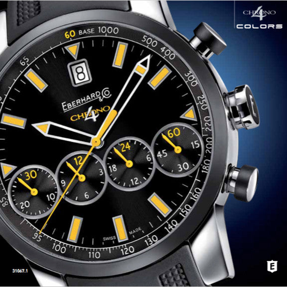 EBERHARD & CO - Chrono 4 Colors