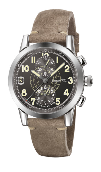"EBERHARD & CO -  Tazio Nuvolari ""Legend"""