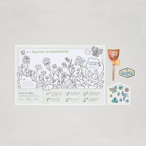 Pollinator Protector Activity Kit | boogie + birdie