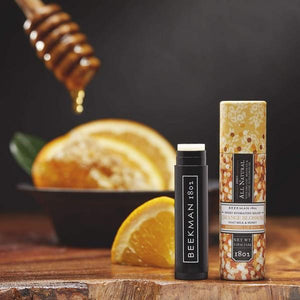 Honey & Orange Blossom Lip Balm | boogie + birdie