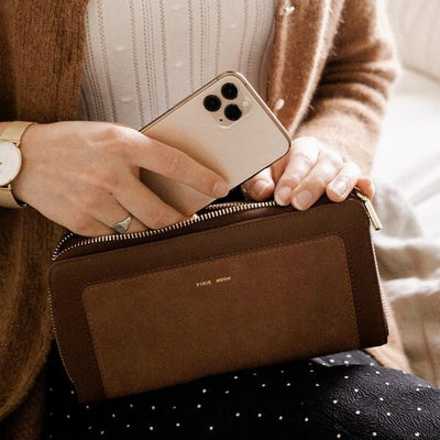 Emma Zip Around Wallet | boogie + birdie