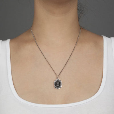Everything for You Talisman Necklace | boogie + birdie