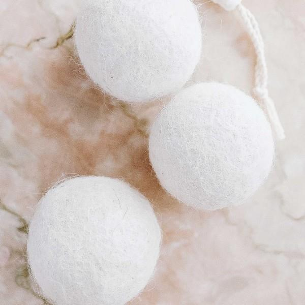 Alpaca Dryer Ball Set | boogie + birdie