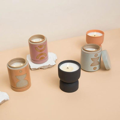 Wild Fig + Vetiver Form Candle | boogie + birdie
