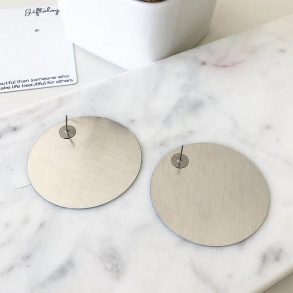 Brushstrokes Medium Earrings | boogie + birdie