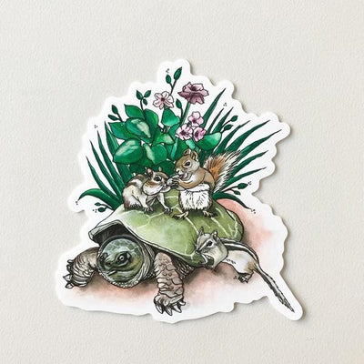 Slow Ride Sticker | boogie + birdie