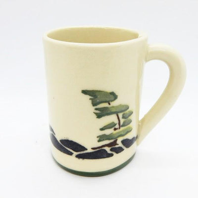 Windswept Tree With Rocks Ceramic Mug | Top | boogie + birdie