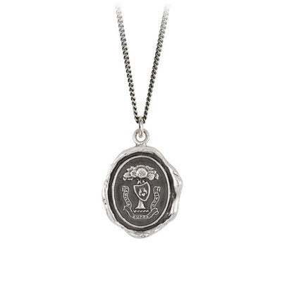 Family Above All Talisman Necklace | boogie + birdie