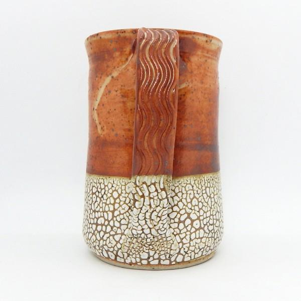 Copper Bubble Large Ceramic Mug | Front | boogie + birdie
