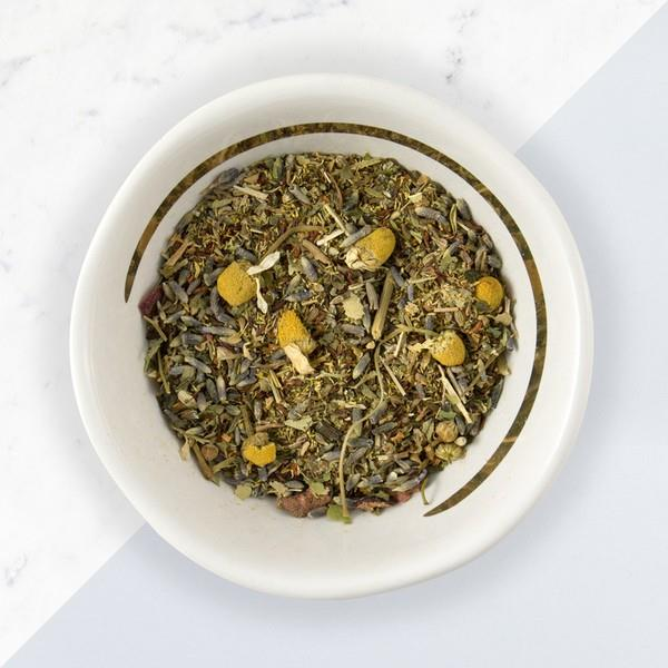 Tealish Beautea Sleep Loose Leaf Tea | boogie + birdie