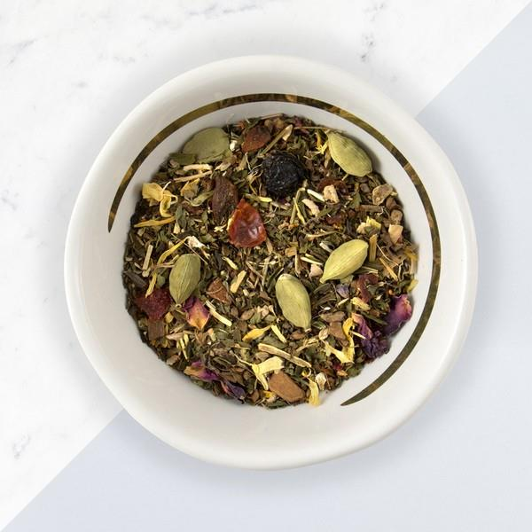 Tealish PM Detox Loose Leaf Tea | boogie + birdie