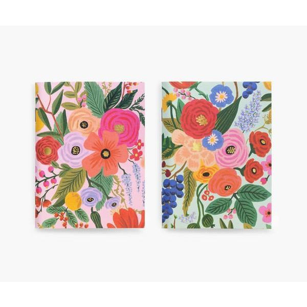 Garden Party Pocket Notebook Set | boogie + birdie