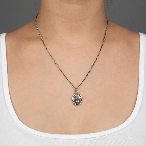 Tireless Talisman Necklace | boogie + birdie