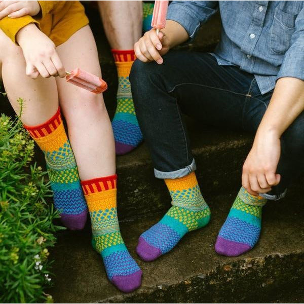 Fifth Element Mismatched Socks | boogie + birdie