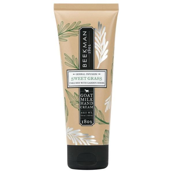 Sweetgrass Hand Cream | boogie + birdie