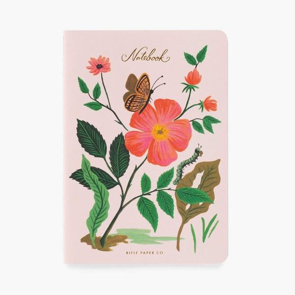 Botanical Stitched Notebook Set | boogie + birdie