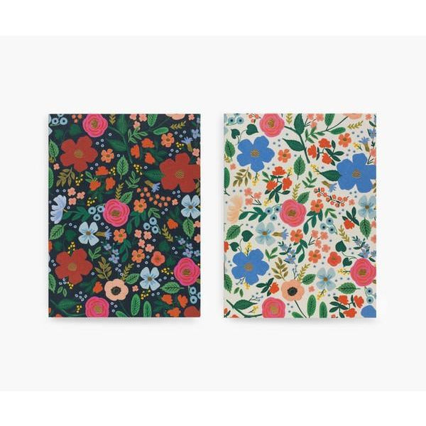 Wild Rose Pocket Notebook Set | boogie + birdie