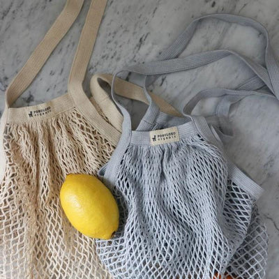 Natural Eco Net Bag | boogie + birdie