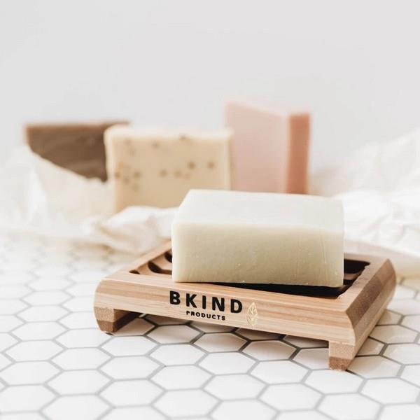 Bamboo Soap Dish | boogie + birdie