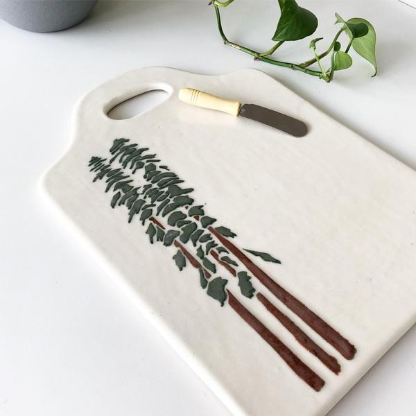 Cedar Trees Cheese Board | boogie + birdie