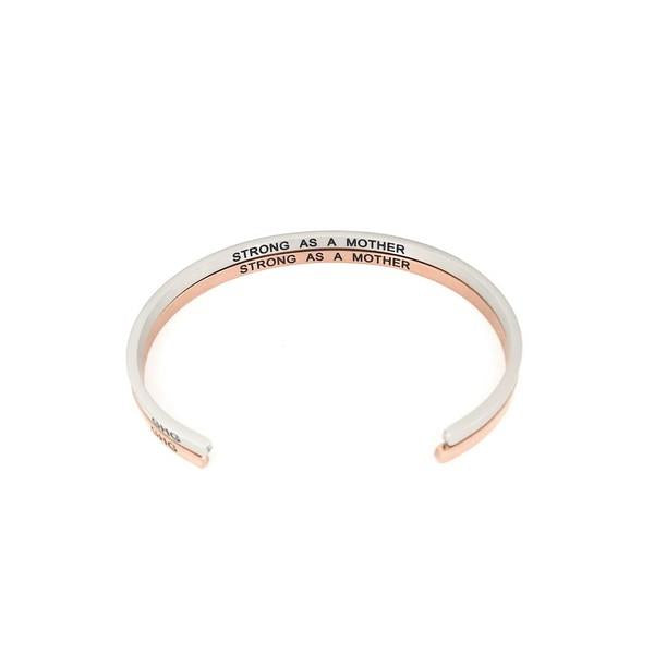 Strong as a Mother Bangles | boogie + birdie